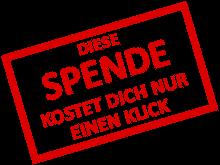 Spende-Stempel-Klick
