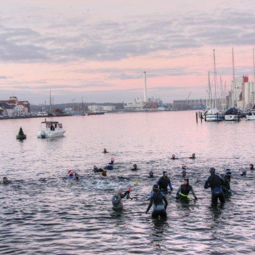 Adventsschwimmen Flensburg 2016